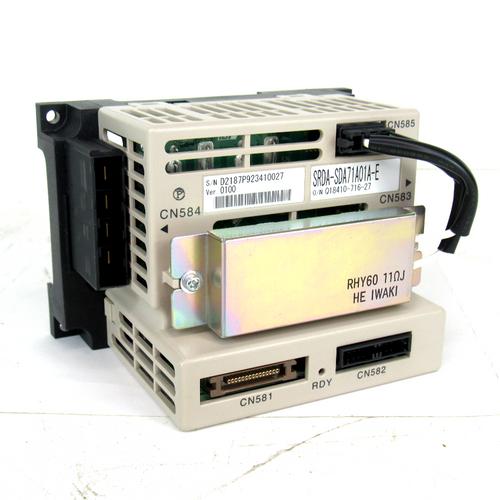 Yaskawa Electric SRDA-SDA71A01A-E Servo Power Amplifier, NEW