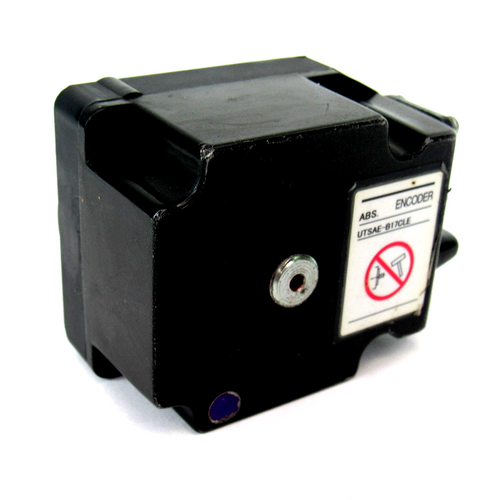 Yaskawa Electric UTSAE-B17CLE Absolute Encoder, Used
