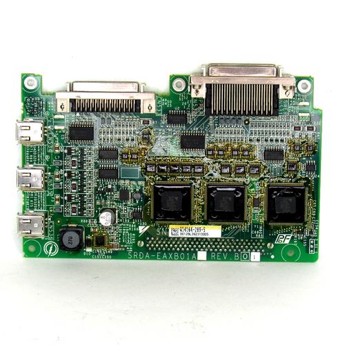 Yaskawa Electric SRDA-EAXB01A External Axis Control Unit Board Rev. B01, Used