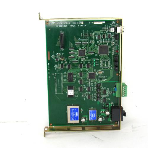 Yaskawa Motoman JARCR-XFB04 Control Board, PC, CCLink, Slave, XRC 2001, Used