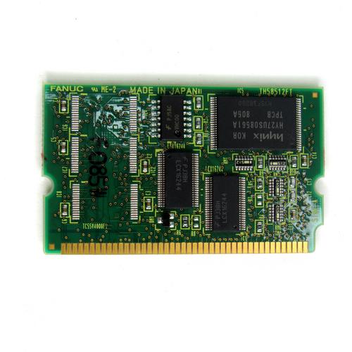 Fanuc A20B-3900-0224 Printed Memory Module, 32MB SRAM, USED