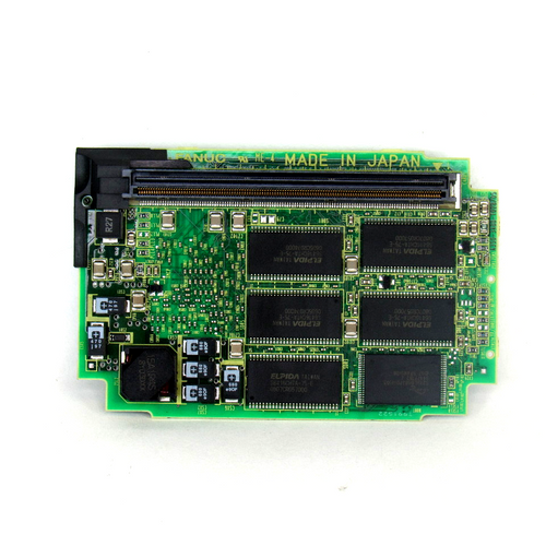 Fanuc A20B-3400-002 PC Control Board, SDRAM Module, 32MB, Used