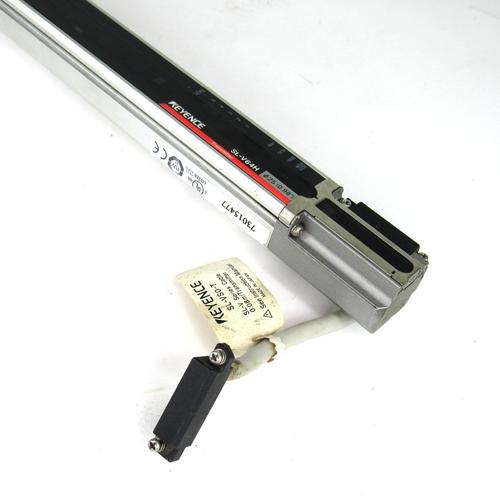 "Keyence SL-V64H-T Light Curtain Transmitter, 51.3"" Used"