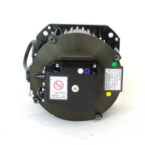 Yaskawa Electric SGMRS-06A2B-YR12 AC Servo Motor, 2000 r/min, 2.63 N-m, NEW