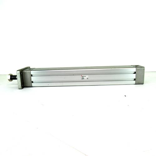 SMC MDB1F50-350-Z73Z Pneumatic Tie Rod Cylinder, 50mm Bore, 350mm Stroke, Used