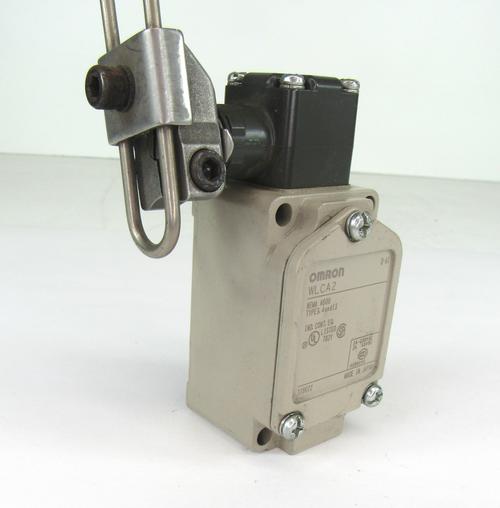 Omron WLCA2 Limit Switch 250 Vac, 48 Vdc, 2 Amp