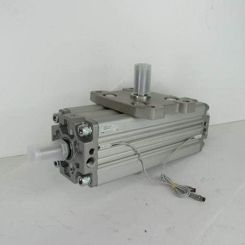 SMC CDRA1FWU100-180Z-M9PWSAPC-X10 Rotary Actuator, 100mm Bore, 180 Degree, NEW