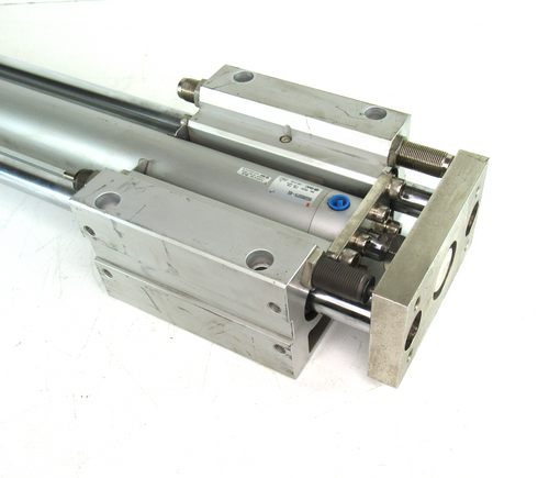 SMC MGGMB50TN-450 External Guided Cylinder 1.00Mpa 145Psi