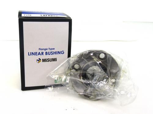 Misumi LHFRD20 Flange Type Linear Bushing, NEW