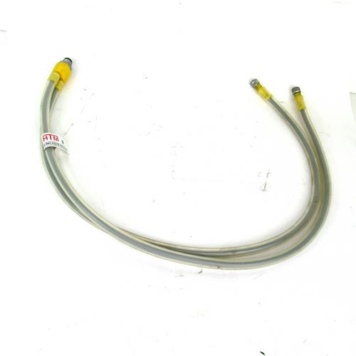 HTM Electronics U2-R4C-FS3TZ-T070.6-S Splitter Connecting Cable, 4-pole