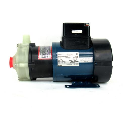 Tyco Electronics MRV222TFHPCNFCBZ Motor with Pump, 110 W, 230V