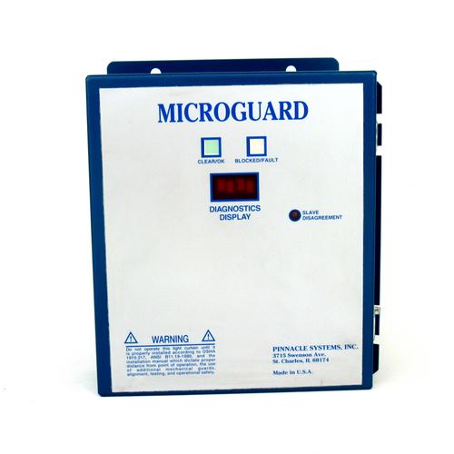 Pinnacle Systems MG-36-0F1-20-MO-DC Light Curtain Control Box, 24V DC