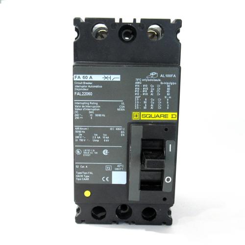 Square D FAL22060 Circuit Breaker, 240V, NEW