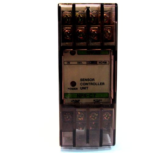 Sunx NPS-C7 On/Off Input Sensor Controller, 100-240V AC, NEW