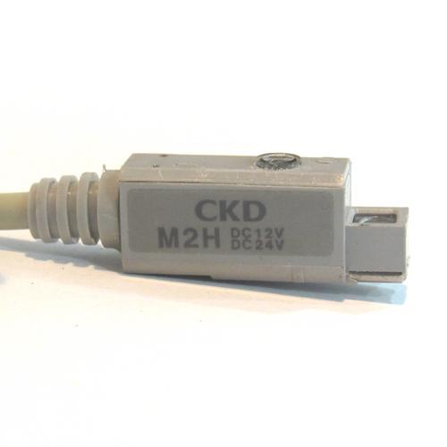 CKD M2H Reed Switch Cylinder Sensor, 12/24V DC, NEW