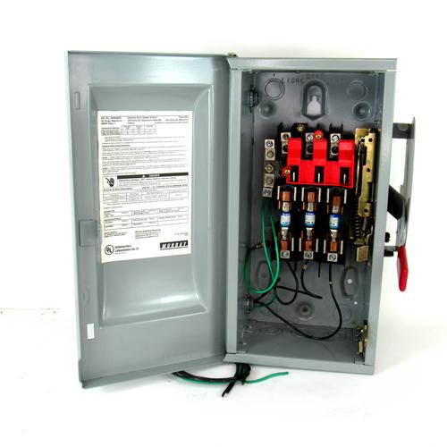 Murray Electrical GHN422N General Duty Safety Switch, 240V AC