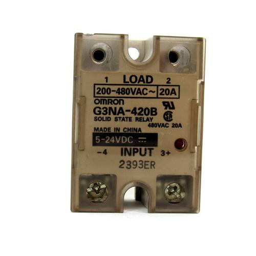 Omron G3NA-420B Solid State Relay, 200-480V AC