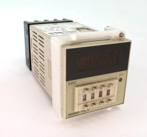 Omron H5CN-XAN Timer 12-48Vdc