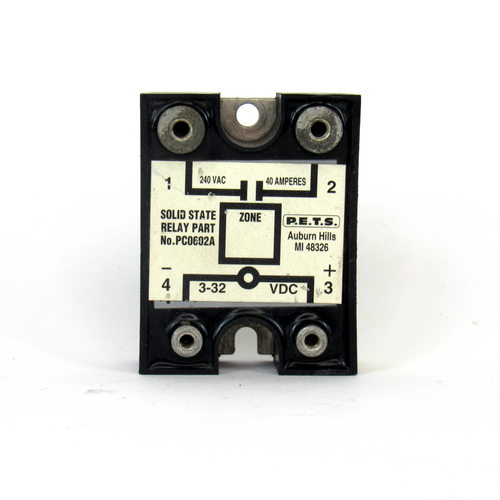 PETS PC0602A Solid State Relay, 240V AC