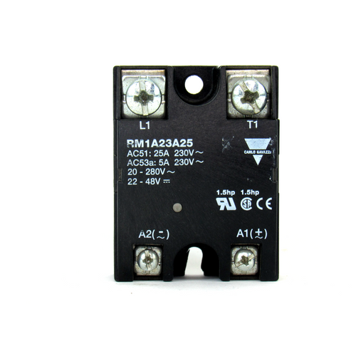 Carlo Gavazzi RM1A23A25 Solid State Relay, 230V