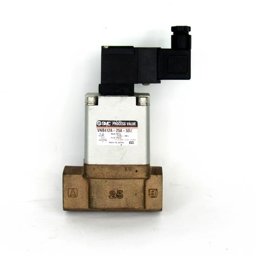 SMC VNB412A-25A-5DZ Process Valve, 101kPa-1 MPa