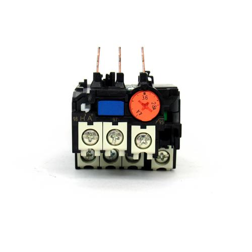 Mitsubishi TH-N12KP Thermal Overload Relay, 2.8~4.4 Amp, 9.3 W