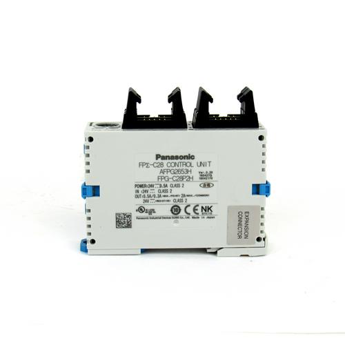 Panasonic FPG-C28P2H Control Unit, 24V