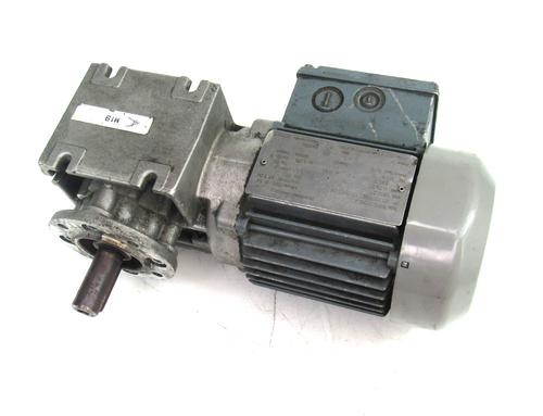 Sew Eurodrive WF10DT56L4 Gearmotor 3Phase 1600/27RPM
