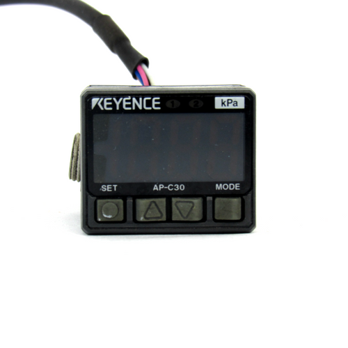 Keyence AP-C30 Digital Pressure Sensor, 12~24V DC