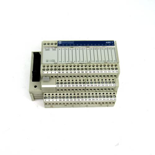 Telemecanique ABE7-H16R31 Telefast 2 I/O Interface Module, 30V DC