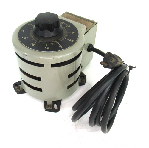 General Electric 9T92A0087 Variable Transformer Volt-Pac