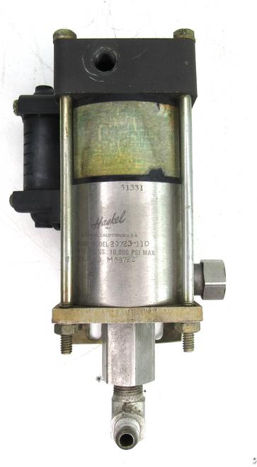 Haskel 29723-110 Pneumatic Driven Liquid Pump