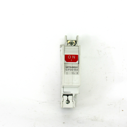 Mitsubishi CP30-BA Circuit Protector, 10 Amp, 1-Pole