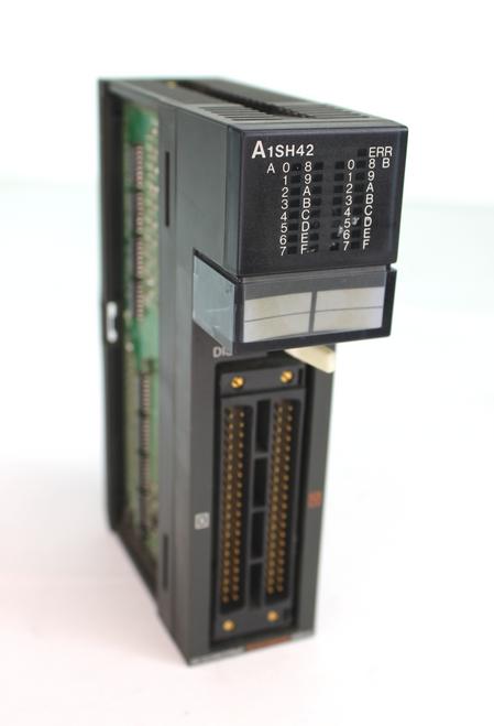 Mitsubishi A1SH42 Input/Output Module 12/24Vdc