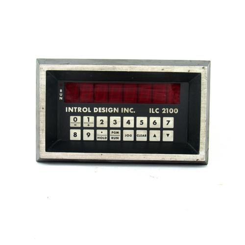 Introl Design ILC2100AMB Digital Speed Control