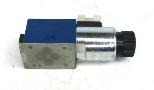 Rexroth MNR900207848 Hydraulic Solenoid Valve