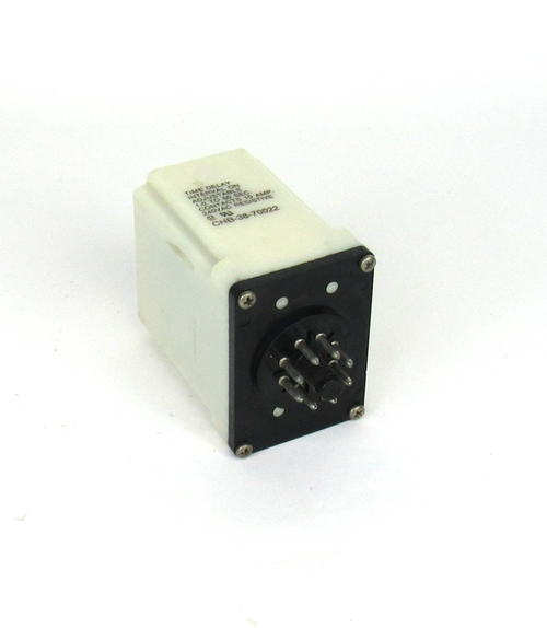 Potter & Brumfield CHB-38-70022 Time Delay Relay