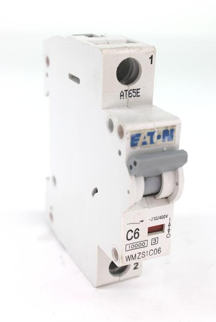 Eaton WMZS1C06 Circuit Breaker 15 Amp, 1 Pole, 277 V