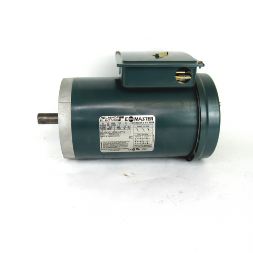 Reliance Electric P14G9257G AC Motor, 230/460, 1 1/2 HP, NEW
