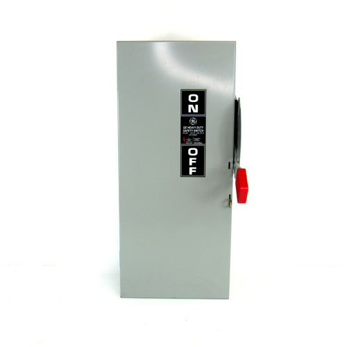 General Electric TH3223 Heavy Duty Safety Switch, 240V AC / 250V DC, NEW