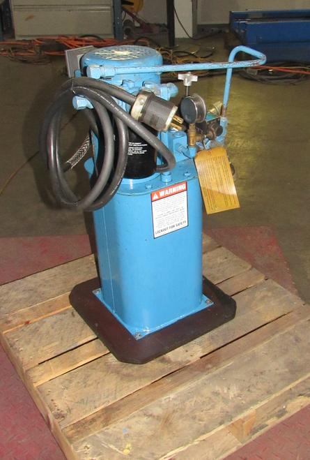 Vickers Power Systems TK5V-V15F-M-N-GF30-F1-B2-069 Hydraulic Pump