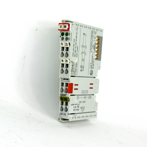 Wago 750-513 Digital Output Module, 250V AC, 30V DC