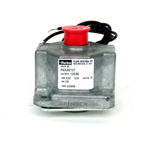 Parker PA3LB2127 Solenoid Valve, 120V, 16 Watt