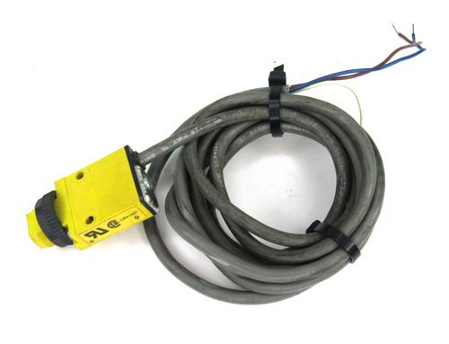 Banner Mini-Beam SM31R Photoelectric Sensor 10-30Vdc