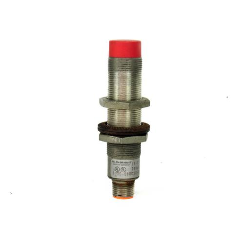 Allen Bradley 872C-D8NE18-D4 Proximity Sensor, 10-55V DC