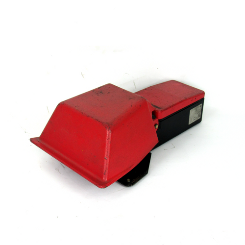 Bernstein F1-PU1-D-CU1-UK Foot Switch, 6 A, 400V AC