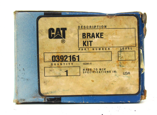 CAT 0392161 Brake Kit NEW