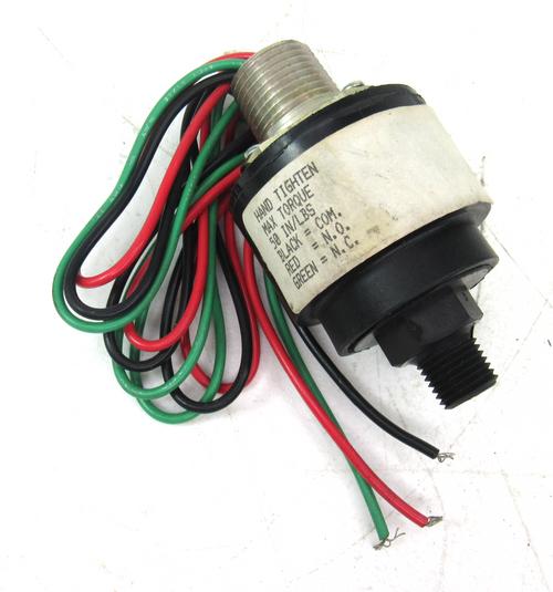Pressure Devices Inc. CFG-2R-4M-C-EL Temperature Switch NEW