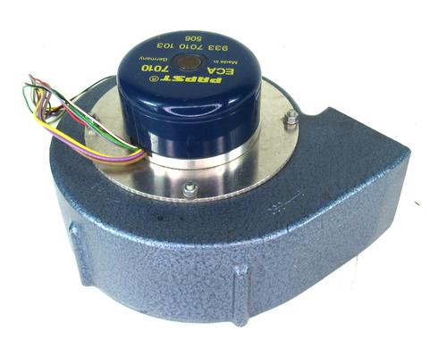 PAPST ECA 7010 Blower Motor 933 7010 103 506