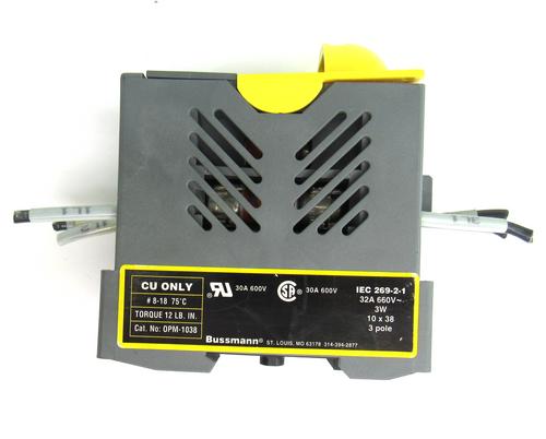 Bussmann Optima OPM-1038C Overcurrent Protection Module